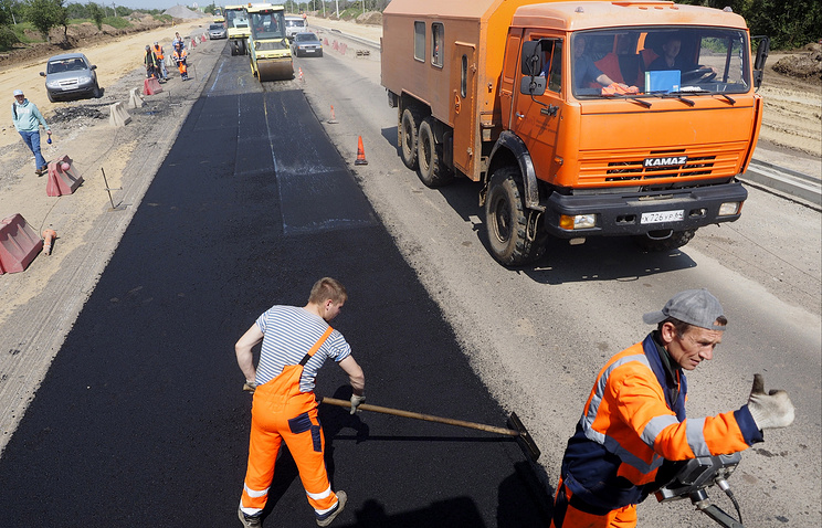 Практически 100км дорог Новосибирской агломерации починят в нынешнем году