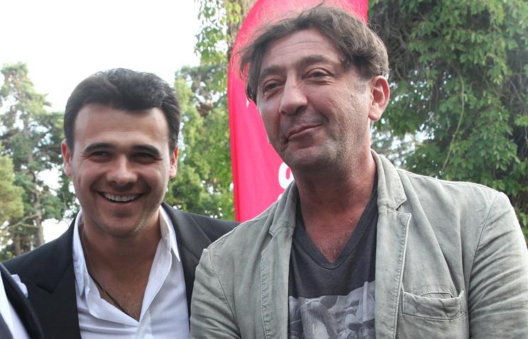Григорий Лепс соединяет воединыжды бизнес сЭмином Агаларовым