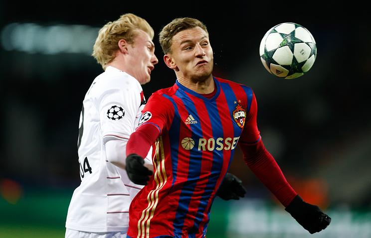 Гол Чалова принес ЦСКА победу над «Картахеной» втоварищеском матче