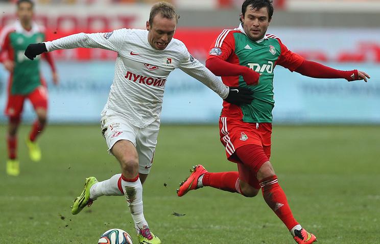 Касаев продлил договор с«Локомотивом» до 2019-ого