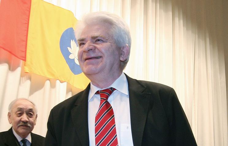 Борис Спасский в 2009 году
