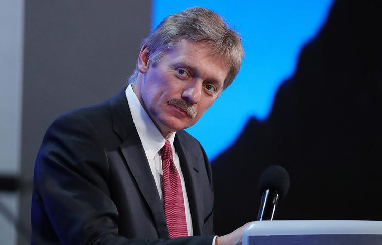 Песков назвал безответственными обвинения Черногории вадрес Российской Федерации