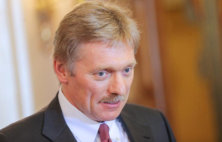ВКремле назвали абсурдным «план» украинского депутата обаренде Крыма