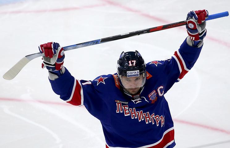 СКА стал первым четвертьфиналистом Кубка Гагарина
