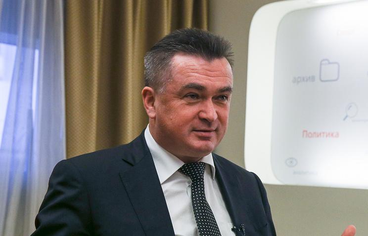 Губернатор Приморья Владимир Миклушевский