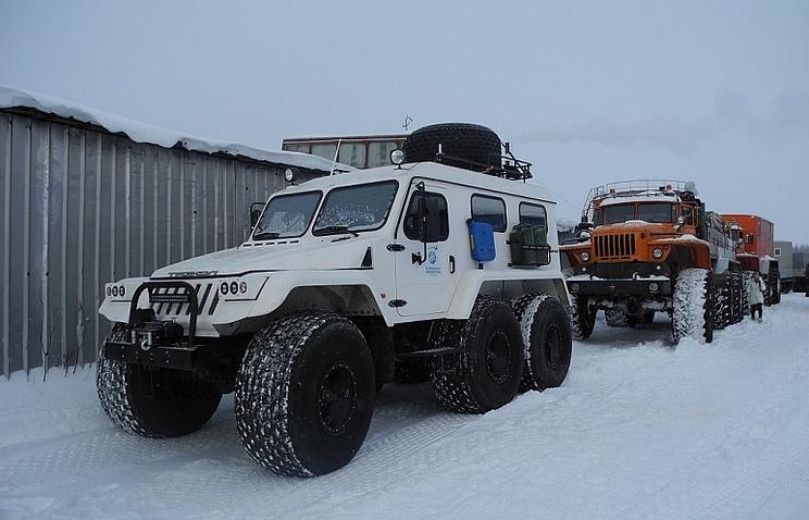 ИзЛабытнанги стартовала экспедиция наостров Белый