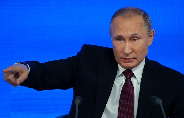 Путин поручил ликвидировать отставание при подготовке кУниверсиаде вКрасноярске
