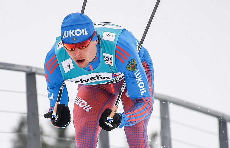Русский лыжник несмог попасть впризеры гонкиЧМ на15км