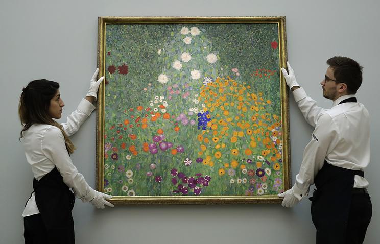 Наторгах Sotheby's установлен рекорд выручки отпродажи произведений искусства