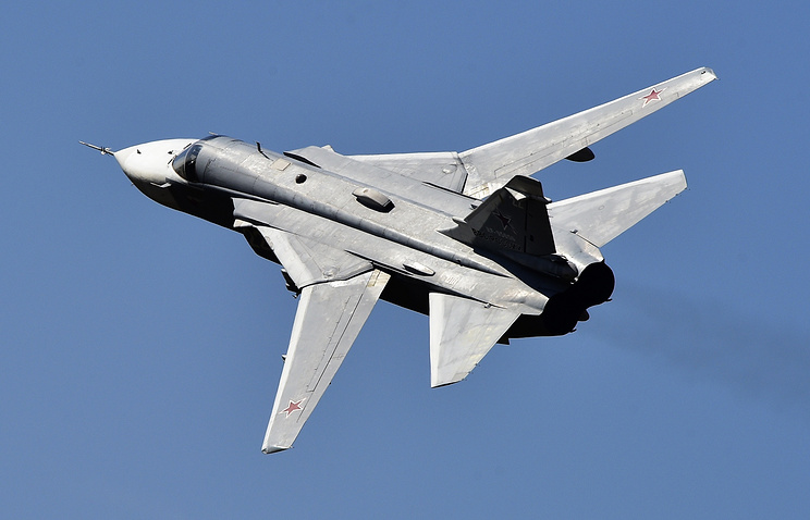 Самолеты ВВСРФ иНАТО четырежды опасно сближались 10февраля