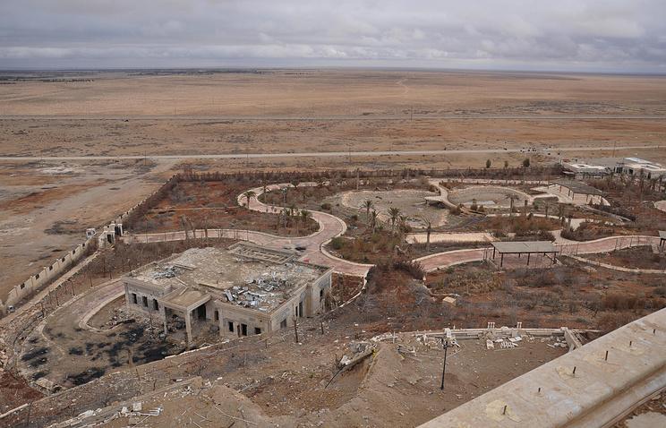 Генштаб России сообщает о полном освобождении Пальмиры в Сирии