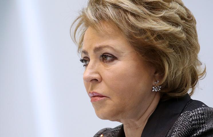 Матвиенко призвала кскорейшему изучению катастрофы над Синаем