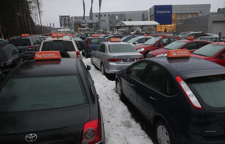 Число моделей легковых авто вРоссии задва года сократилось натреть