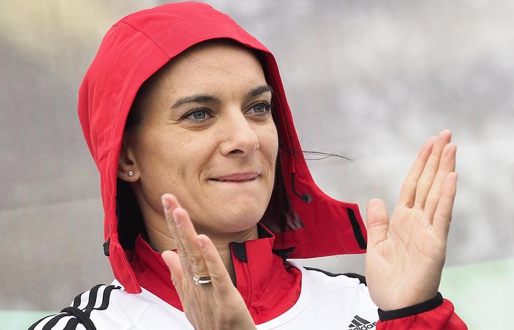 Олимпийская чемпионка Елена Исинбаева назвала смысл собственной свежей жизни