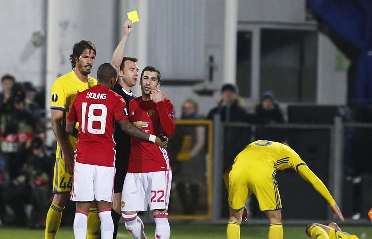 Мхитарян: «Мыпропустили гол после ошибки, однако унас есть 2-ая игра»