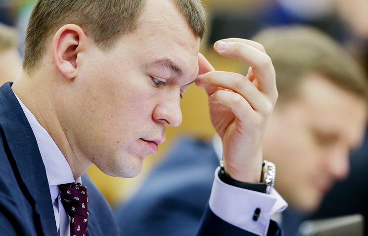 Председатель комитета Госдумы РФ по физической культуре, спорту и делам молодежи Михаил Дегтярев