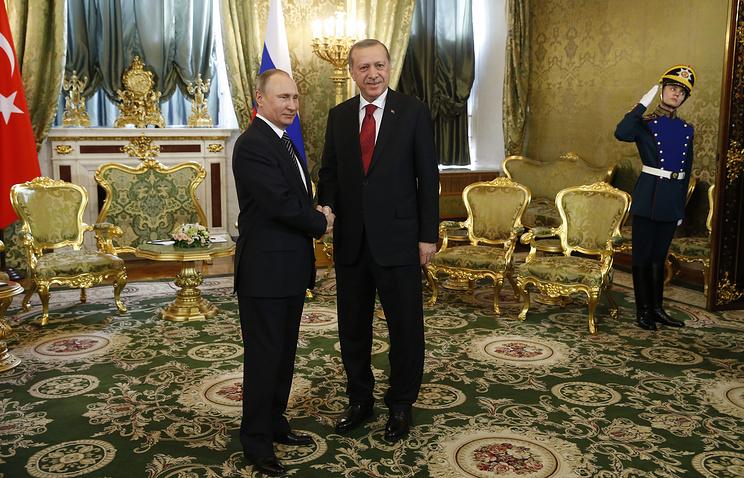 Русско турецкое отношение последние новости