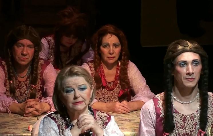Газонокосилка запретила кпоказу пьесу драматурга Коляды вКазахстане