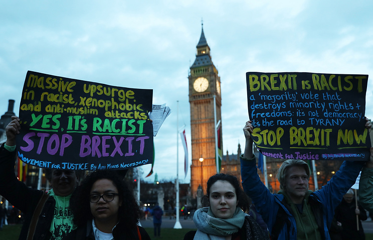 Лондон, 13 марта