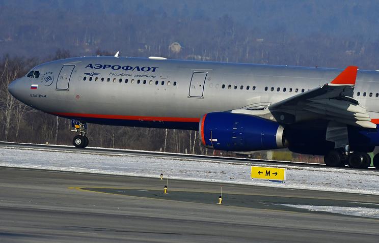 Самолёт, летевший вТомск, экстренно приземлился вЕкатеринбурге