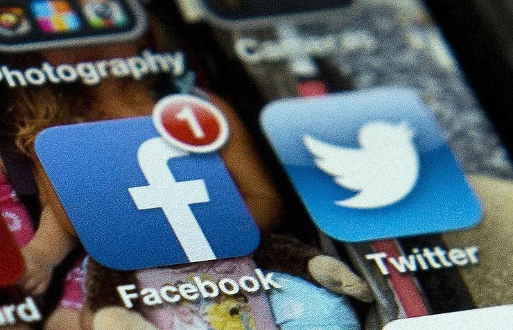 Власти европейского союза грозят штрафами фейсбук, Google и социальная сеть Twitter