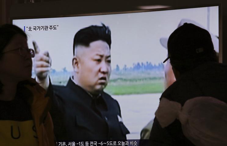 КНДР сказала отестировании нового ракетного мотора