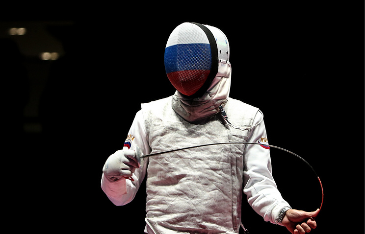 Уфимский рапирист Тимур Сафин стал обладателем золотой медали вCША