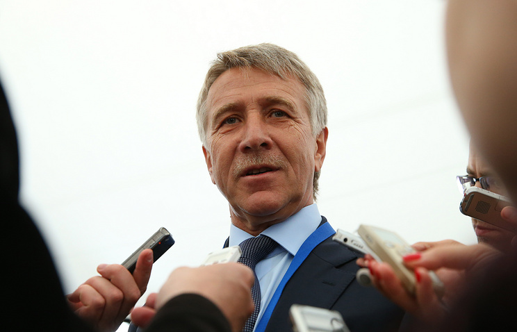"""Совладелец """"Новатэка"""" и """"Сибура"""" Леонид Михельсон"""