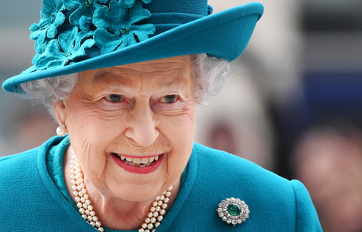 ЕлизаветаII находилась внепосредственной близости оттеракта встолице Англии