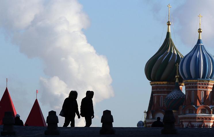 Вконце марта в столице России ожидаются зимние морозы