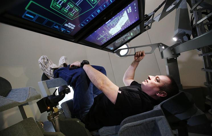 Корабль «Федерация» получит три сенсорных экрана управления иручку