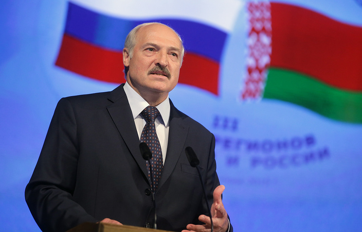 Мы близкие братья, нам делить нечего— Лукашенко оПутине