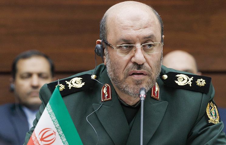 Министр обороны Ирана Хосейн Дехган