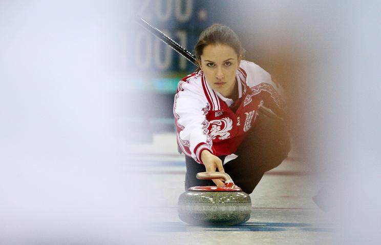 Русские керлингистки уступили канадкам вфиналеЧМ