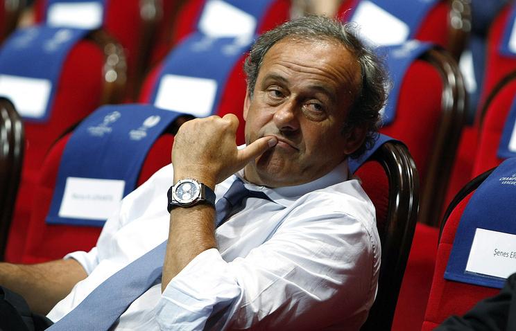 Платини стал жертвой заговора вруководстве ФИФА