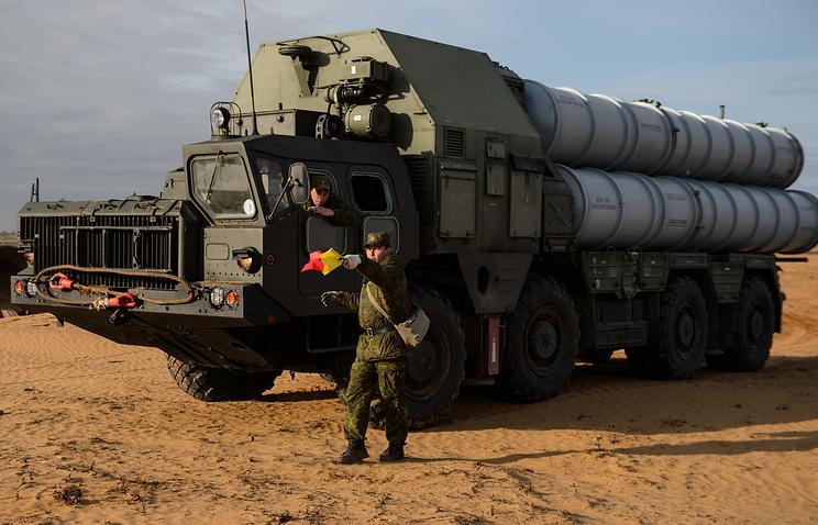 Зенитно-ракетные комплексы С-300ПМ