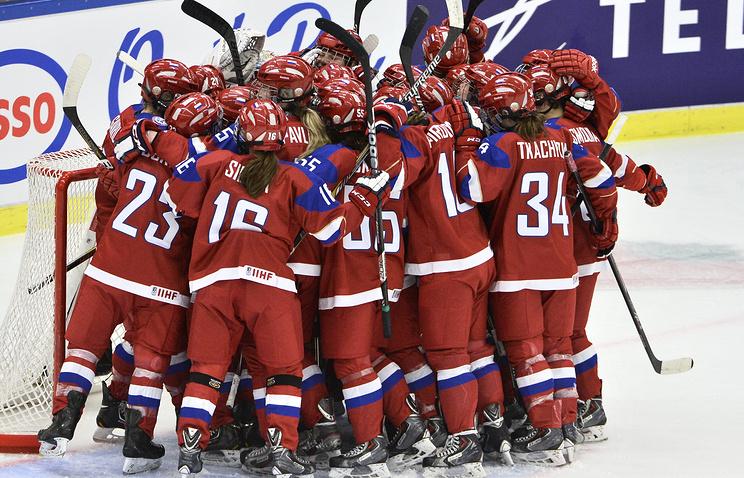 Русские хоккеистки пропустили восемь шайб отканадок наЧМ