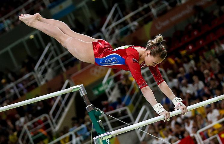 Пензенская гимнастка выиграла «бронзу» натурнире вВенеции