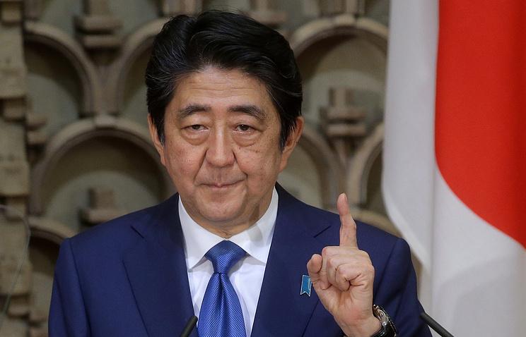 Премьер Японии подтвердил, что посетитРФ вконце апреля