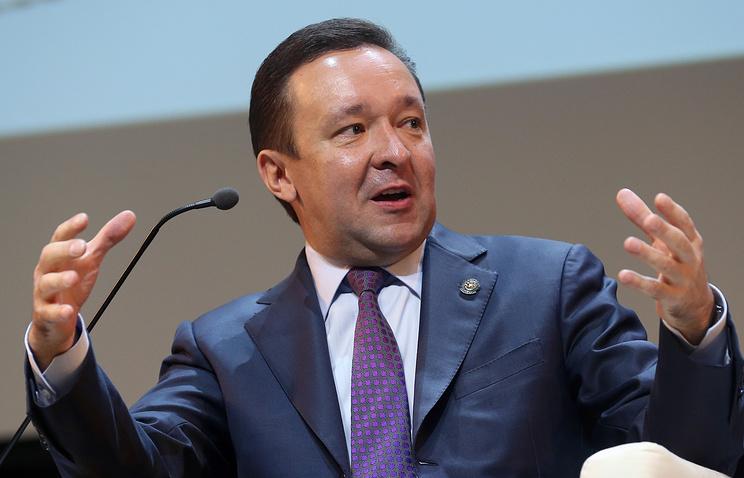 Руководитель Татарстана принял увольнение премьера республики