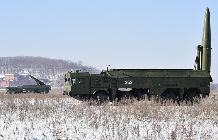 Ракетный комплекс «Искандер-М» модернизируют— Чемезов