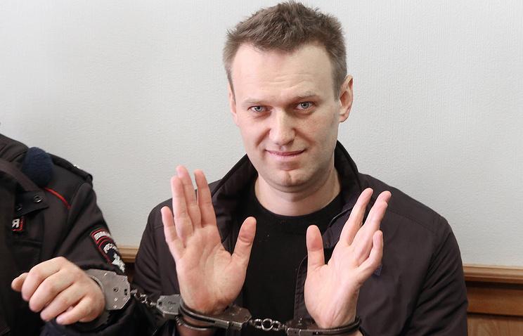 ФСИН попросит суд обязать Навального не делать правонарушения