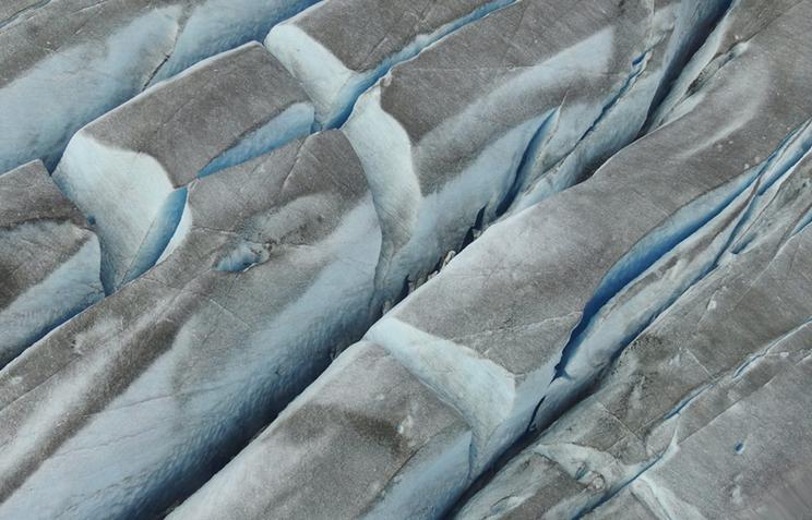 Ледник Таку, Аляска