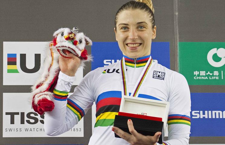 Двукратная чемпионка мира 2017 года Дарья Шмелева