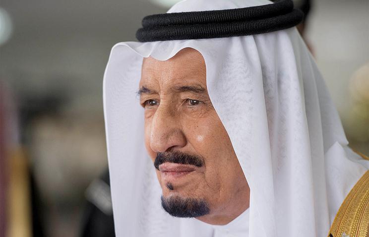 Король Саудовской Аравии Сальман Бен Абдельазиз Аль Сауд