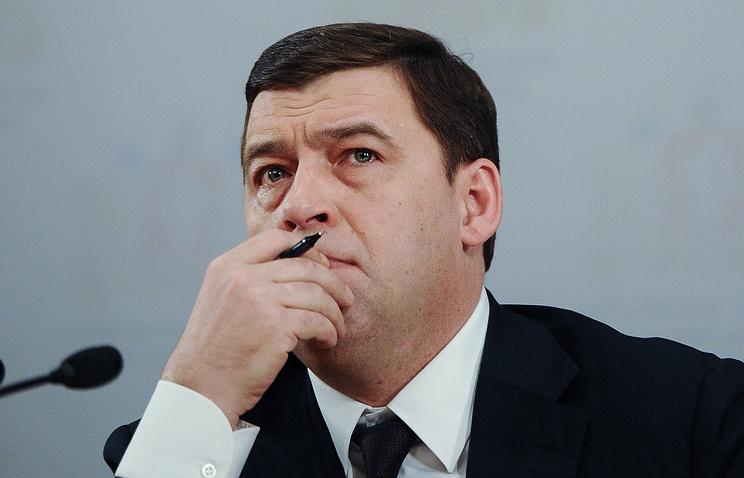5 мин. назад Путин принял отставку губернатора Свердловской области Куйвашева