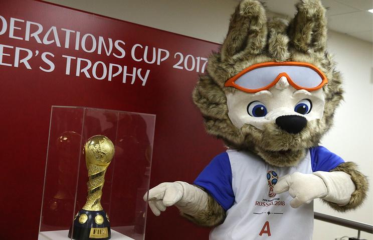 ВМоскве решили нетранслировать наулицах матчи Кубка Конфедераций