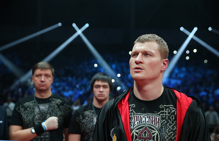 Поветкин оспорил дисквалификацию WBC задопинг