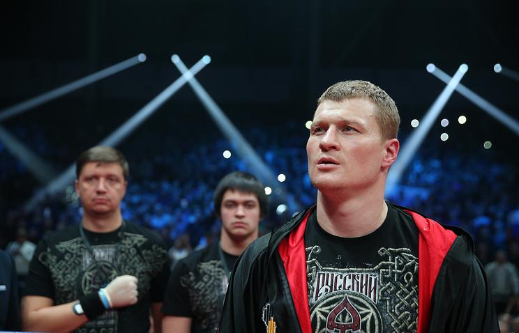 WBC: Команда Поветкина подала апелляцию нарешение одисквалификации