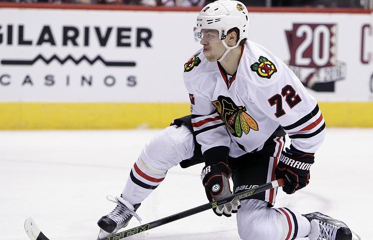 «Чикаго» не продемонстрировал игру, которая должна быть вплей-офф НХЛ— Панарин